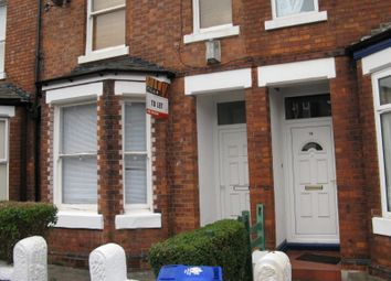 Thumbnail 4 bed terraced house to rent in Hall Road, Rusholme