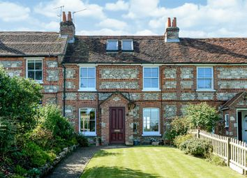 Thumbnail 4 bed cottage for sale in Fulflood, Winchester, Hampshire