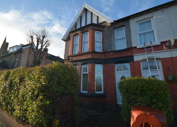 Thumbnail 1 bed flat to rent in Highfield Road, Rock Ferry, Wirral