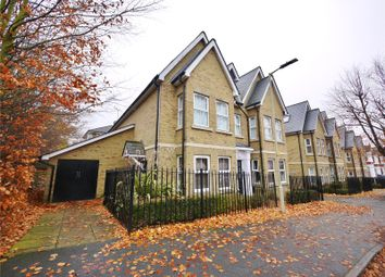 Thumbnail 2 bed flat for sale in Lions Row, Avenue Road, Brentwood, Essex