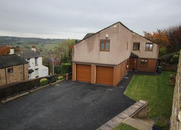 Thumbnail 4 bed detached house for sale in Whitley Road, Thornhill, Dewsbury