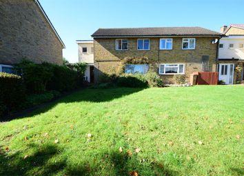 Thumbnail 3 bedroom end terrace house for sale in Oaks Cross, Stevenage, Hertfordshire