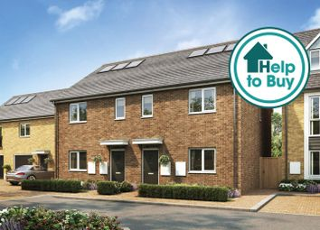 Thumbnail 3 bed semi-detached house for sale in Plot 52, The Beardmore, St. Andrew's Park, Uxbridge