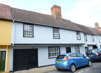 Thumbnail 3 bed terraced house to rent in College Street, Bury St. Edmunds