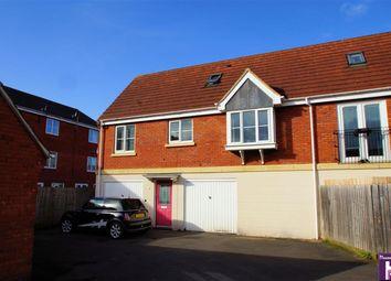 Thumbnail 3 bed semi-detached house for sale in Siskin Drive, Cheltenham