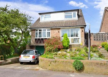 Thumbnail 3 bed detached house for sale in Highbank Avenue, Waterlooville, Hampshire