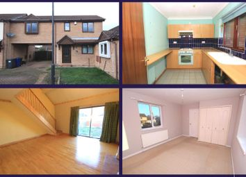 Thumbnail 2 bed property for sale in Hoddesdon Crescent, Dunscroft, Doncaster
