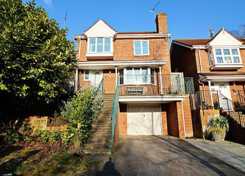 Thumbnail 4 bed detached house for sale in Tredegar Road, Emmer Green, Reading