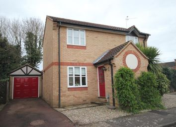 Thumbnail 3 bed detached house for sale in Althorpe Court, Ely