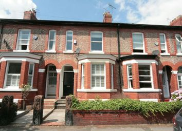 Thumbnail 3 bed terraced house to rent in Oldfield Road, Sale