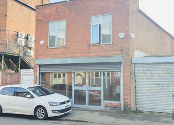 Thumbnail Industrial to let in Shaftbury Avenue, Leicester