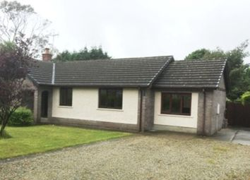 Thumbnail 4 bed bungalow to rent in 2 Quarry Park, Ludchurch, Narberth