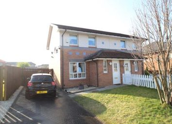 Thumbnail 2 bed semi-detached house for sale in Backmuir Road, Hamilton, South Lanarkshire