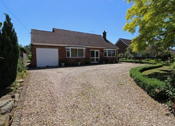 Thumbnail 4 bed detached bungalow for sale in Westgate, Kexby, Gainsborough
