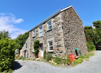 Thumbnail 3 bed property for sale in Gwenter, Coverack, Helston