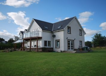 Thumbnail 5 bedroom detached house for sale in New Fowlis, Crieff