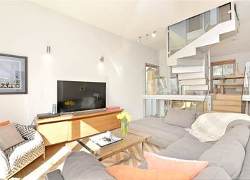 Thumbnail 2 bed end terrace house to rent in Parkhill Road, Belsize Park, London