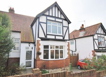 Thumbnail 3 bed semi-detached house for sale in Coleson Road, Southampton