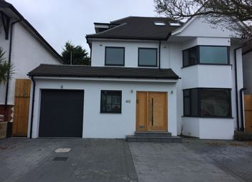 Thumbnail 5 bed detached house to rent in Crespigny Road, Hendon