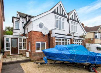 Thumbnail 4 bed semi-detached house for sale in Sunnyhill Road, Southbourne, Bournemouth