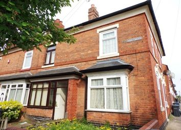 Thumbnail 2 bed terraced house to rent in Clifton Road, Balsall Heath, Birmingham