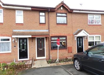 Thumbnail 2 bed terraced house for sale in Berrywood Drive, Whiston, Prescot, Merseyside