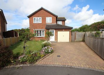 Thumbnail 4 bed detached house for sale in Donnington Drive, Mudeford