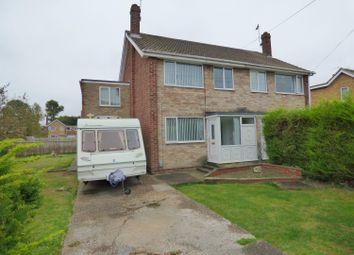 Thumbnail 3 bed semi-detached house for sale in Lime Tree Avenue, Beverley