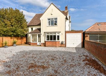Thumbnail 4 bed detached house for sale in Downview Road, Felpham