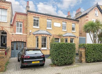 Thumbnail 5 bed end terrace house for sale in Elsynge Road, London