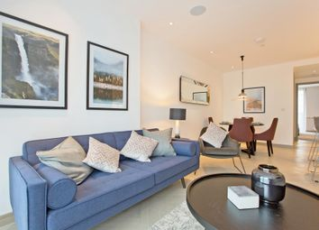 Lodge Road, London NW8. 1 bed flat