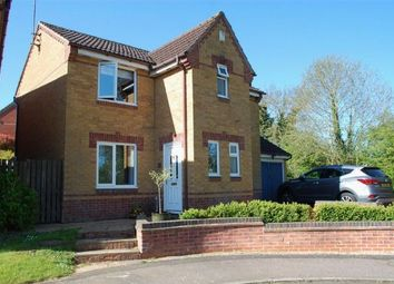 Thumbnail 3 bed detached house for sale in Bergerac Close, Duston, Northampton