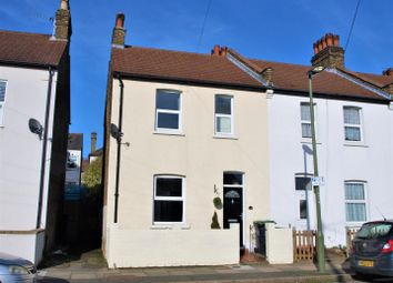 Thumbnail 2 bed semi-detached house for sale in Liddon Road, Bromley