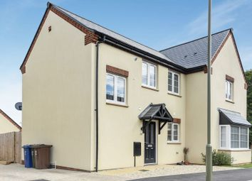 Thumbnail 2 bed semi-detached house for sale in Soden Road, Upper Heyford, Bicester