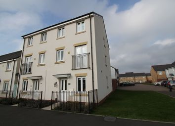 Thumbnail 4 bedroom semi-detached house for sale in Brinell Square, Newport