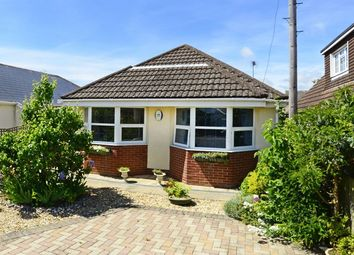 Thumbnail 3 bed detached bungalow for sale in Chalk Pit Lane, Wool, Wareham