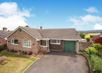 Thumbnail 3 bedroom detached bungalow for sale in Highfield Crescent, Taunton