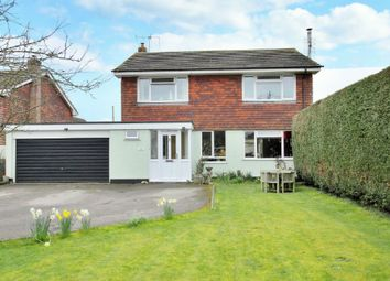 Thumbnail 4 bed detached house for sale in School Close, Vernham Dean