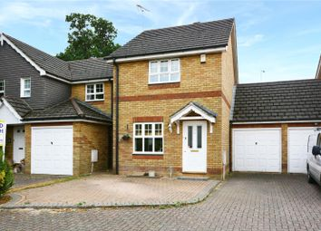 Thumbnail 2 bed link-detached house for sale in Tyler Drive, Arborfield, Berkshire