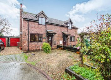 Thumbnail 2 bed semi-detached house for sale in Priestgate Close, Nafferton, Driffield