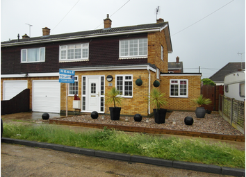 Thumbnail 4 bed semi-detached house to rent in Village Drive, Canvey Island