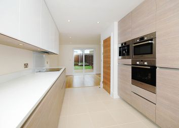 Thumbnail 4 bedroom town house to rent in Bromyard Avenue, London