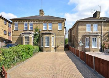 Thumbnail 3 bed semi-detached house for sale in Sidcup Hill, Sidcup
