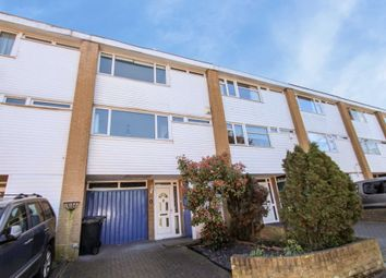 Thumbnail 3 bed town house for sale in Vicarage Drive, Northfleet, Gravesend