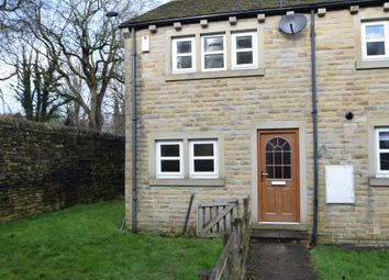 2 bed mews house to rent in Abbots Wood, Heaton, Bradford BD9