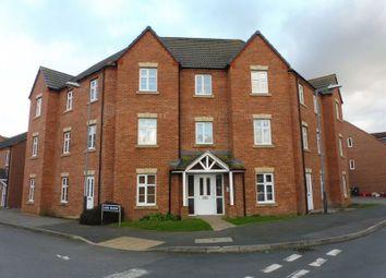 Thumbnail 2 bed flat for sale in Alder Meadow, Warwick