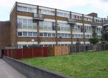 Thumbnail 1 bed flat to rent in Eric Street, Mile End