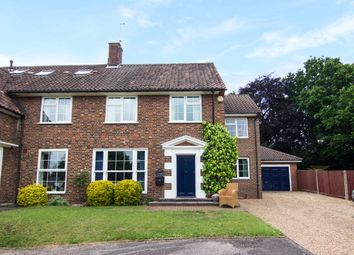 Thumbnail 3 bed semi-detached house for sale in The Chesters, Coombeside, New Malden