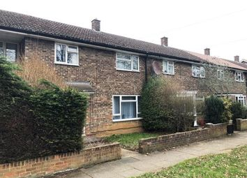 Thumbnail 3 bed terraced house for sale in Elder Way, Stevenage, Hertfordshire, England