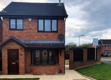Thumbnail 3 bed detached house to rent in Bircham Walk, Clayton, Newcastle-Under-Lyme